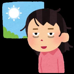 うつ病で休職中の睡眠習慣